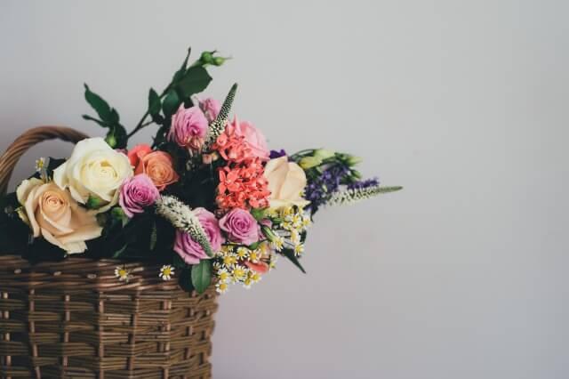 おしゃれな花ギフト