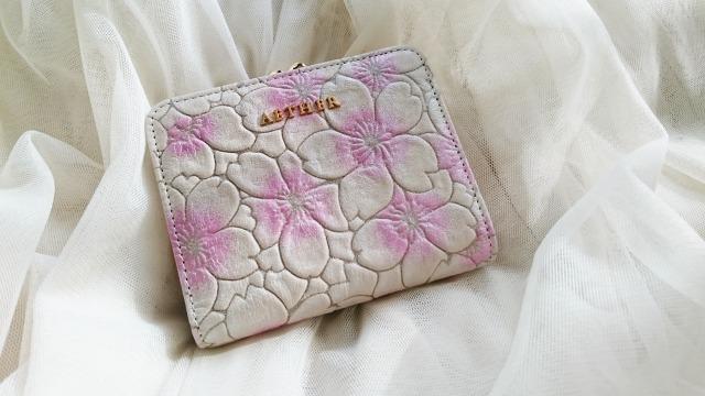 がま口の可愛い財布