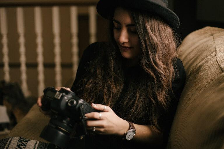 20代彼女のイメージ写真