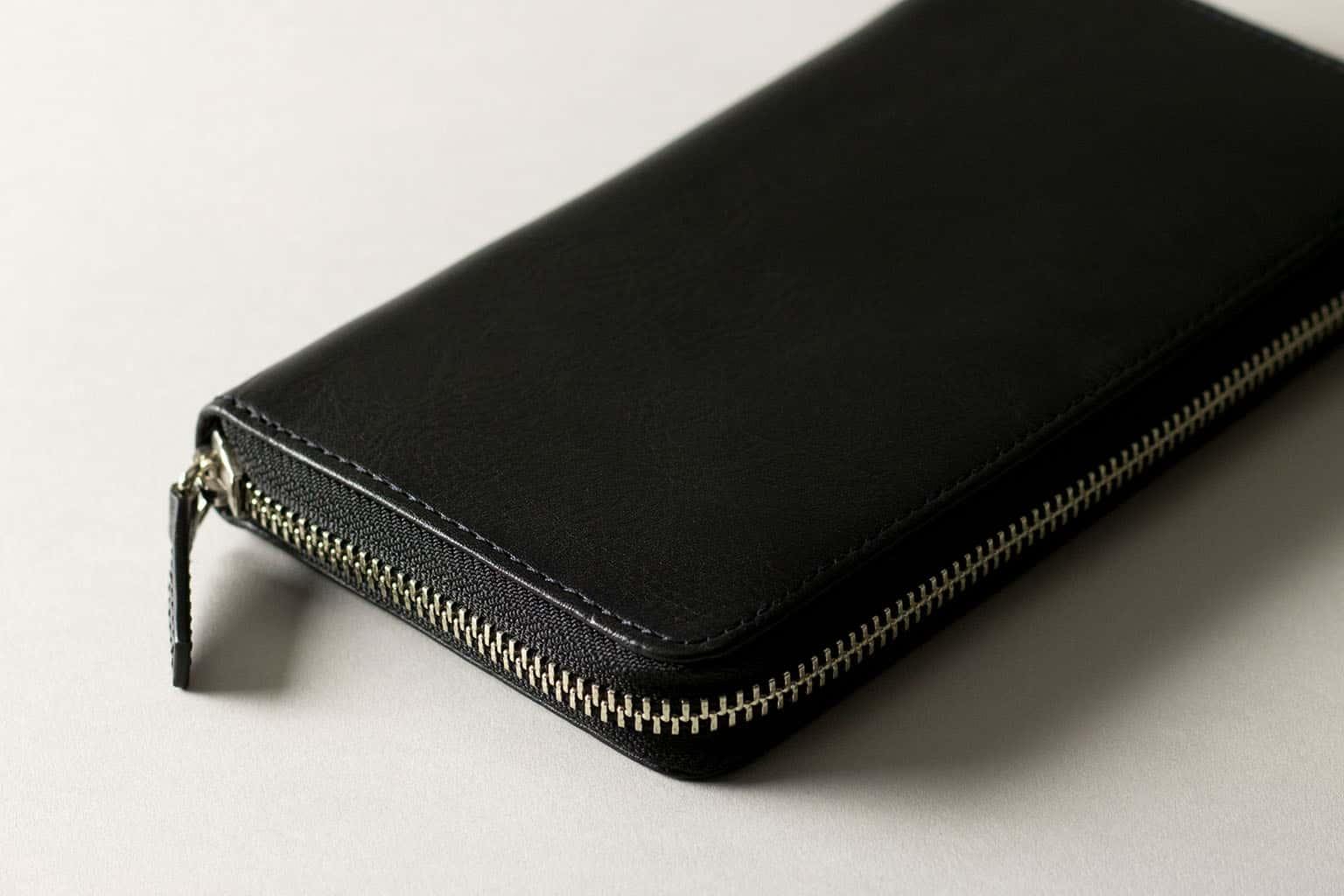 ビジネスレザーファクトリーの長財布