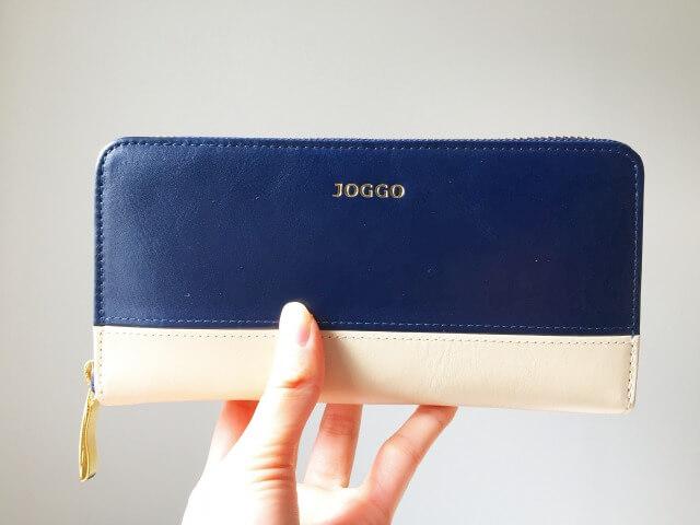 JOGGOレディースラウンドファスナー財布