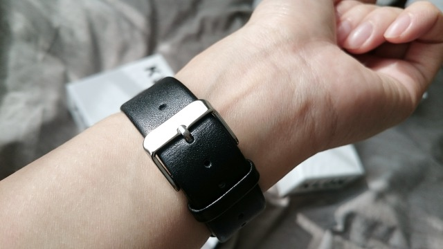 KLONの腕時計のベルト