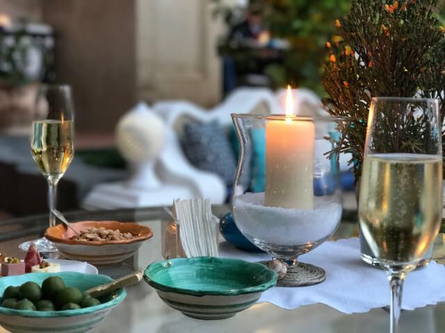 40代の女性が喜ぶ誕生日の食卓