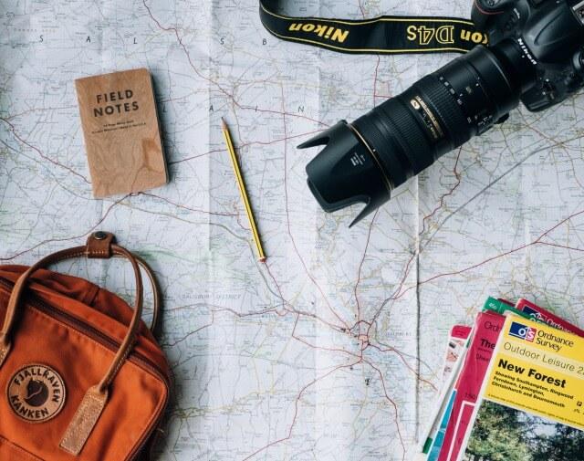 旅行の計画のイメージ