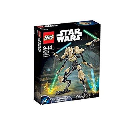 レゴ (LEGO) スター・ウォーズ ビルダブルフィギュア グリーヴァス将軍