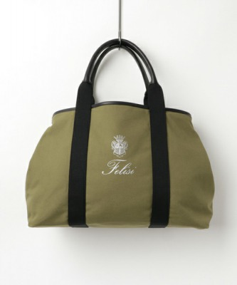 FELISI キャンバスハンドバッグ