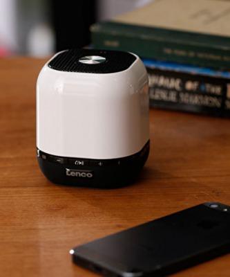 Lenco ポータブル Bluetooth スピーカー