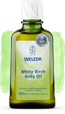 WALEDA ヴェレダ ホワイトバーチ ボディオイル