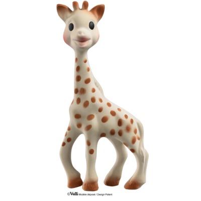 cuna select フランス伝統玩具キリンのソフィー Vulli