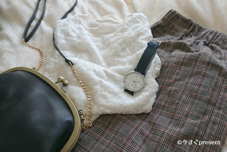 トランスコンチネンツの腕時計のおしゃれな置き画写真