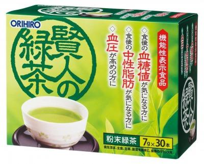 賢人の緑茶
