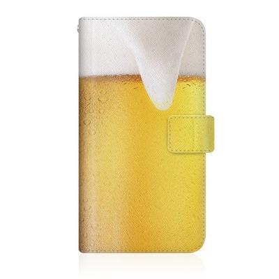 生ビールのスマホケース