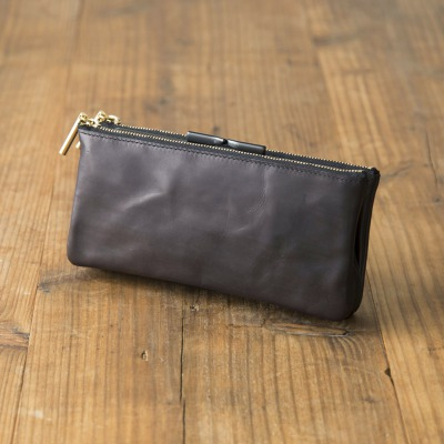 POMTATA/PAR8 SERIES CLUTCH WALLET 長財布