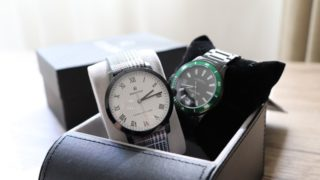 【写真大量】ルノータスの腕時計をペアで2本購入!品質は?口コミは?_アイキャッチ