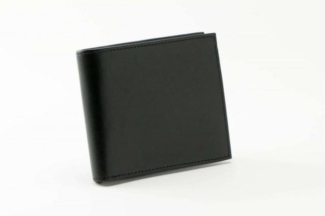 Business Leather Factory(ビジネスレザーファクトリー) 二つ折り財布(小銭入れあり)