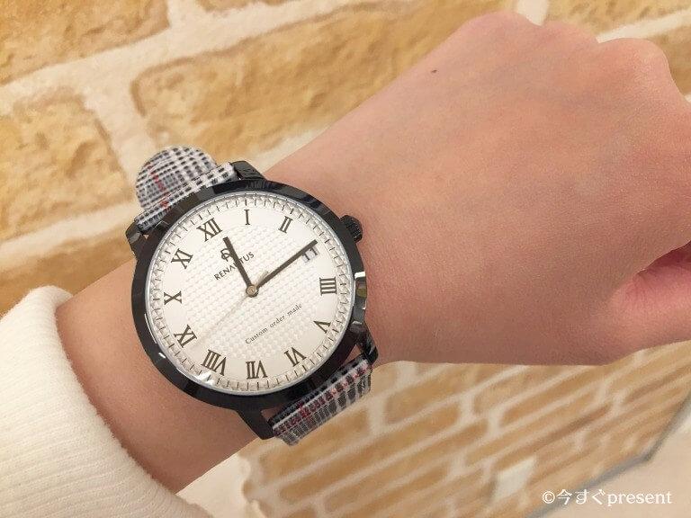 ルノータス(RENAUTUS)の腕時計Classic Quartz 40mm MENS