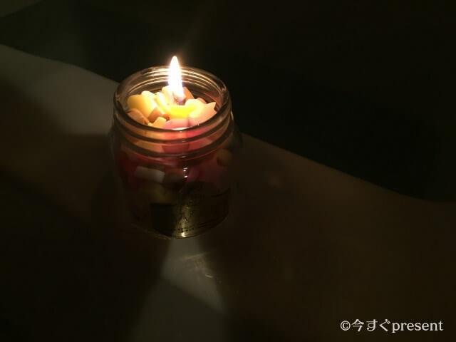 SWATi_キャンドルに火を灯した画像3