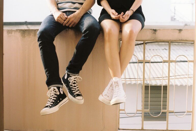 高校生の彼女と彼氏