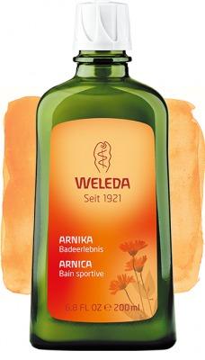 WELEDA アルニカ バスミルク
