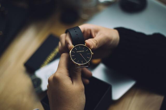 カッコイイ腕時計