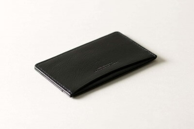 Business Leather Factory スリム名刺入れ