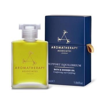 アロマセラピーアソシエイツ Aromatherapy Associates サポート エクイリブリアム バスアンドシャワーオイル