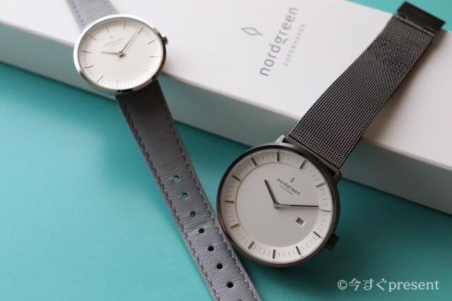 Nordgreen_腕時計_人気モデル2種