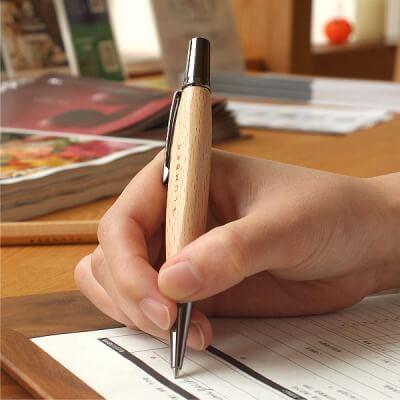 +LUMBERのボールペン