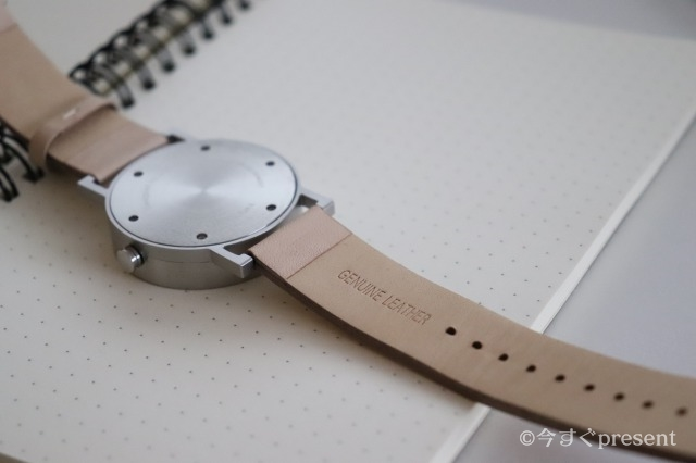 +LUMBER 腕時計_ベルト