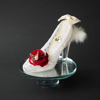 メリアルームメン_シンデレラのガラスの靴(クリスマス限定)