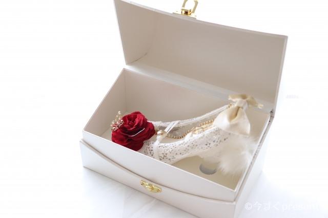 メリアルームメン_シンデレラのガラスの靴