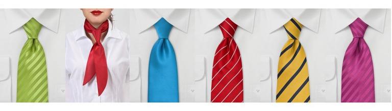 ネクタイの種類