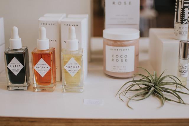 オーガニック香水のイメージ