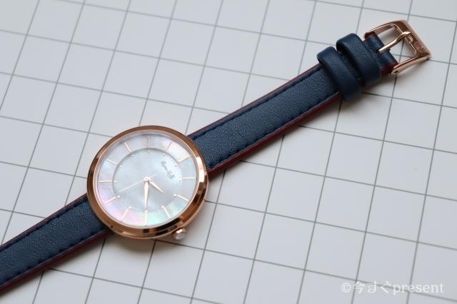 ルビンローザ_腕時計_置き