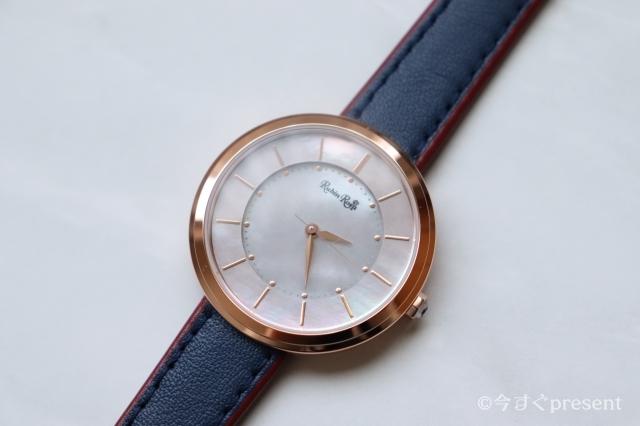 ルビンローザ_腕時計文字盤