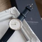 ノードグリーンの腕時計のベルト(ストラップ)を交換してみた!