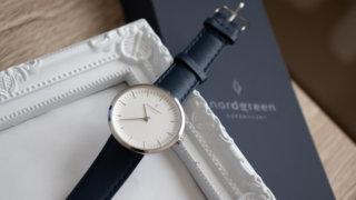 ノードグリーンの腕時計のベルト(ストラップ)を交換してみた!_アイキャッチ