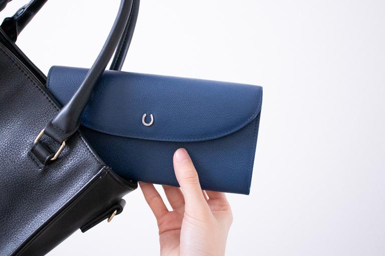 ソメスサドル_財布とバッグ