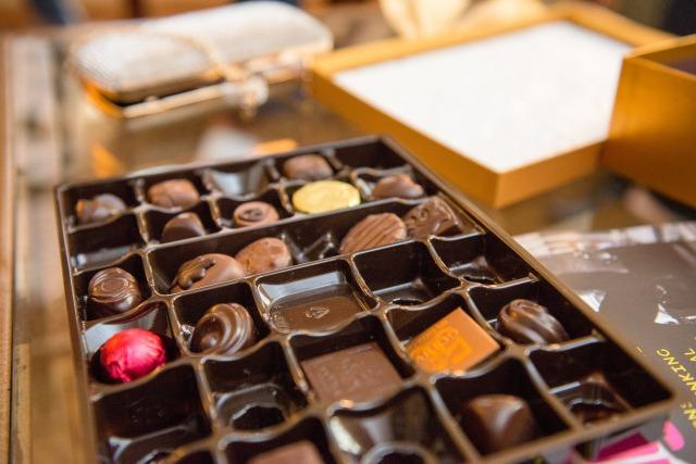 バレンタインの人気チョコレート