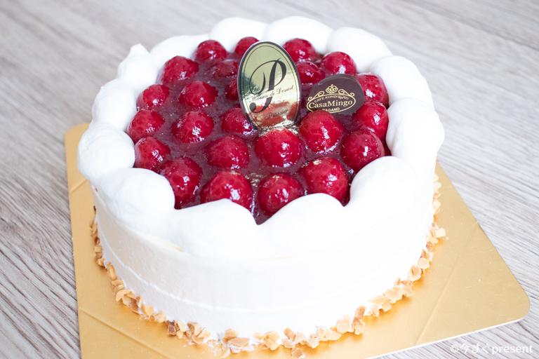 洋菓子店カサミンゴー_注文したケーキ