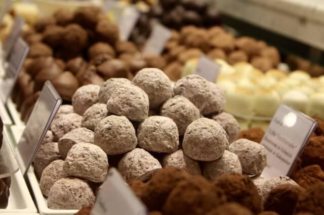 美味しいチョコレートのイメージ