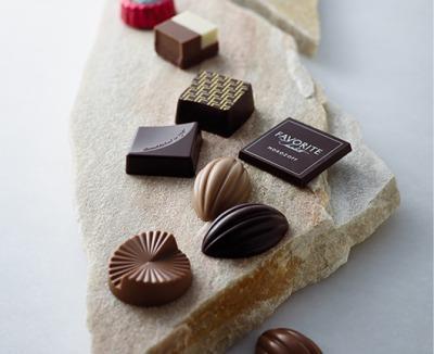 Morozoff モロゾフ FAVORITE フェイバリット チョコレート
