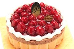 カサミンゴー_最高級洋菓子 ヴァルトベーレ木苺チョコレートケーキ_商品画像