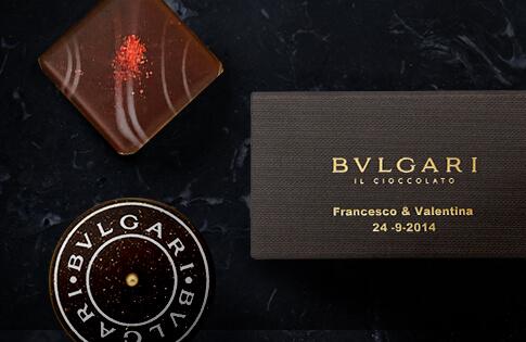 BVLGARI IL CIOCCOLATO ブルガリイルチョコラート