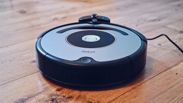 ロボット掃除機家電のイメージ