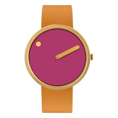 PICTO_カラフルな腕時計_商品写真