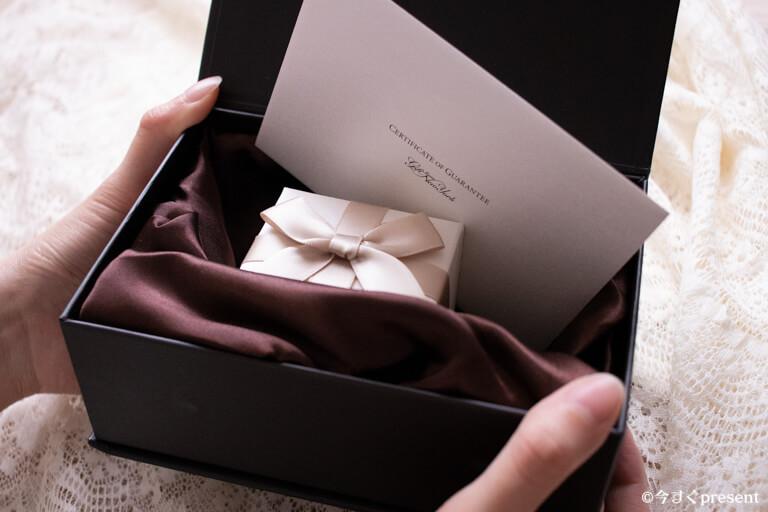 ニューヨークからの贈り物_ギフトボックス