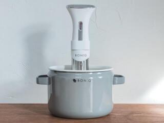 BONIQ_深型キャセロール鍋 直径22cm
