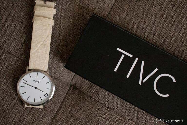 TIVC_腕時計のプレゼントのイメージ