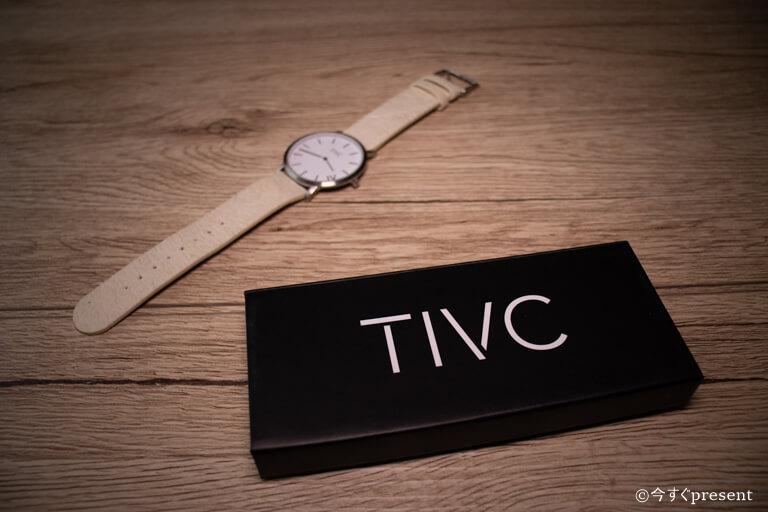 TIVC_一緒に届いたボックス